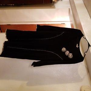1 piece knit dress